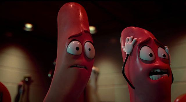 Food Graphically Vulgarly Learns Its Fate in 'Sausage Party' Red-Band Trailer