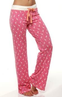cute, comfy, lounge-y Flamingo Pant ♥♥