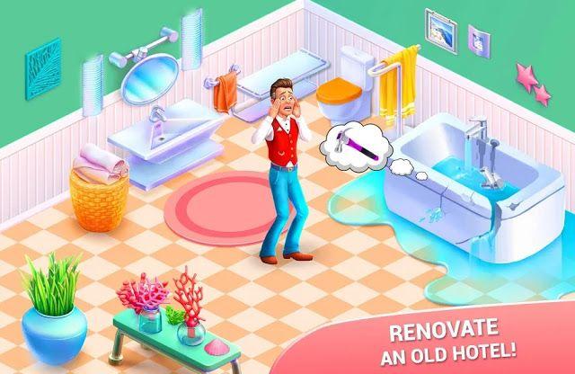 هل تحب الألغاز الغامضة وعملية البحث عن الأشياء المخفية سيوفر لك Hidden Hotel تجربة ألعاب حقيقية Hotel Relaxing Game Hotel Games
