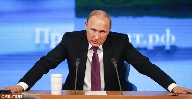 In a Short Speech Putin Strips Naked Every Dirty Game ...
