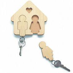 Schlüsselbrett HOME SWEET HOME; Hochzeitsgeschenk; Wedding Gift