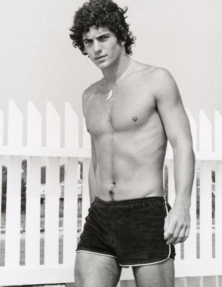 John F. Kennedy Jr. during Labor Day Weekend......um.