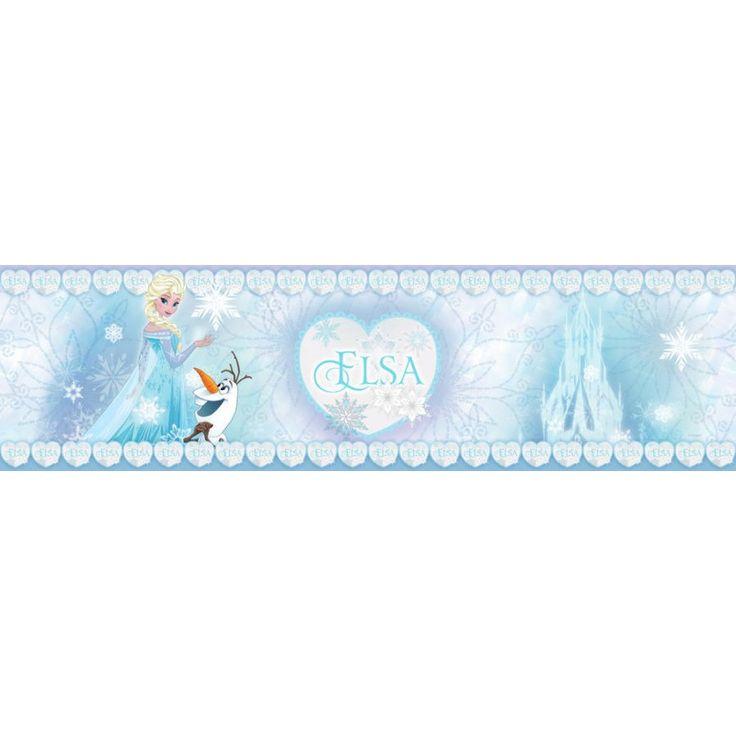 Jégvarázs, Elsa kék bordűr