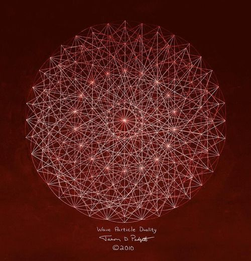 fractal equation | sees all of reality as mathematical fractals describable by equations ...