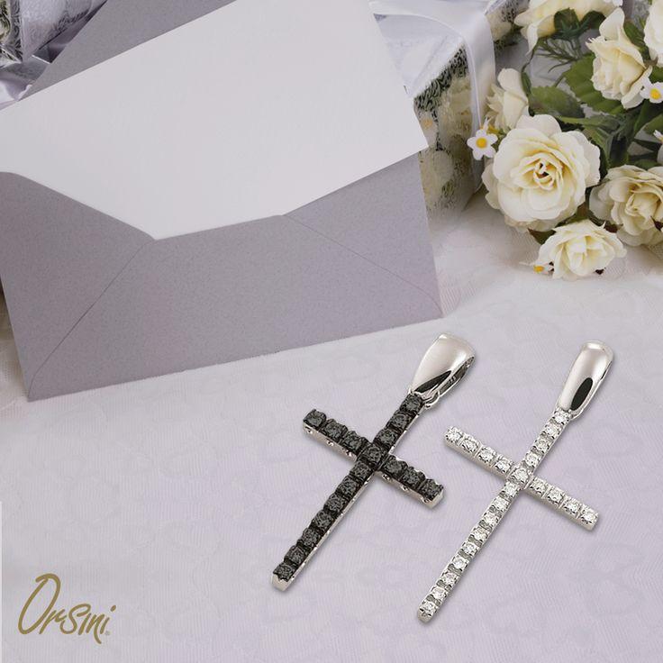 Hai già pensato cosa regalare ai tuoi? Classiche o moderne, con diamanti o senza, scopri tutti i modelli delle #Croci #OrsiniGioielli sul nostro sito ➡︎ http://vai.su/croci-o