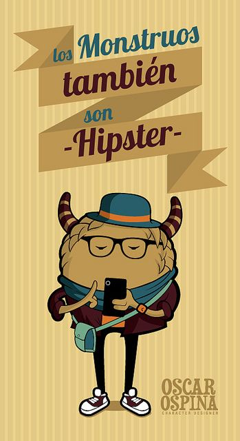 HIPSTER-MONSTER | Flickr - Photo Sharing!