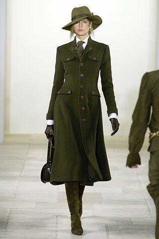 Sfilate Ralph Lauren Collection Collezioni Autunno-Inverno 06-07 - Sfilate New York - Moda Donna - Style.it