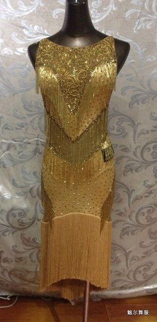 Согласно требованиям клиента профессиональный латинский танец конкурс платья dancesport латинский танец платье