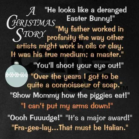Favorite Christmas Movie Quotes | TV and movies | Pinterest