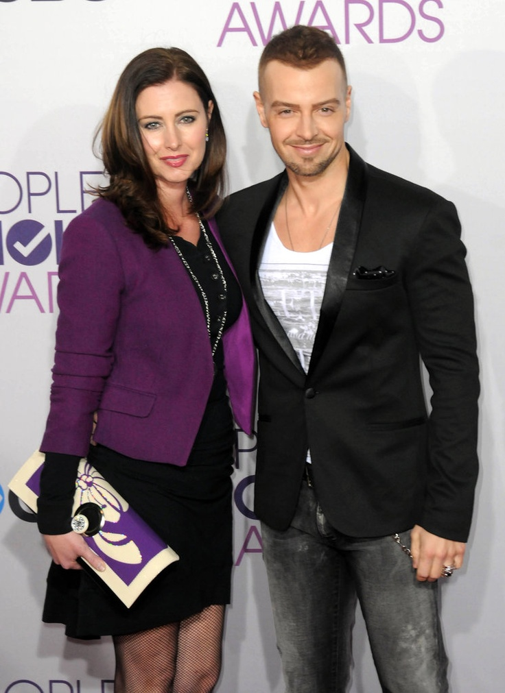 Chandie Yawn-Nelson and her husband Joey Lawrence