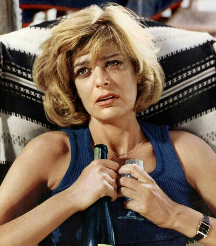Melina Mercouri, was a Greek Actress and a jetsetter.