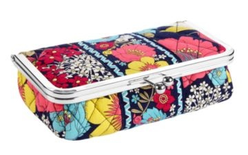 Vera Bradley Happy Snails Kiss & Make Up Cosmetic tote...love these :)