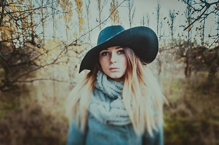 #Girls #dont #play #with #hat with #big #brim #and with #extreme #lenght #because because #it #can #be #so #gorgeous #by @Julia Neganova