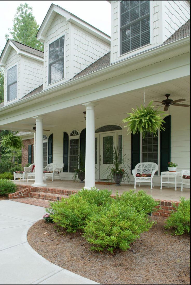 Front porch ideas traditional porch los angeles - Porches Design Ideas Pictures Remodel And Decor Page 4