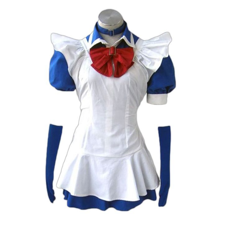 Ikkitousen(Battle Vixens) Cosplay Costume -Ryomou Shimei Maiden XXX-Large * Continue to the product at the image link.