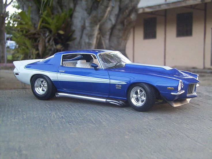 AMT 701/2 Camaro | Model cars | Pinterest | Love and Real one