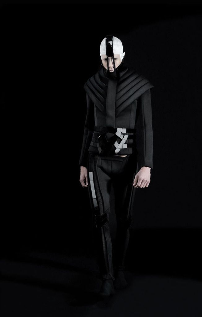 """ Erevos Aether - ""Gaping void"" collection - A/W 2011 """