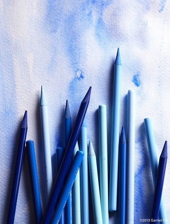 Blue Color Trend for Summer 2013