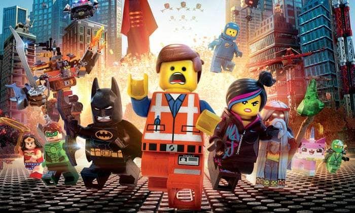Minifigures Megastore | Lego Party | Lego movie birthday