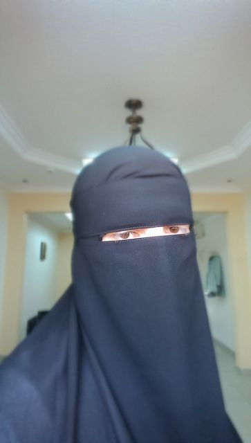 My niqab | Flickr - Photo Sharing!