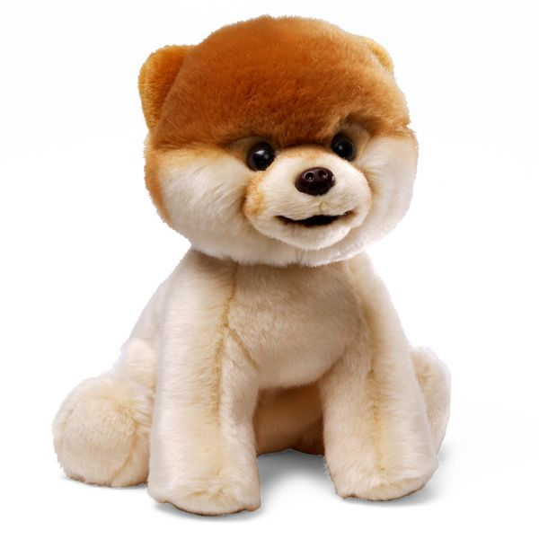 Boo by Gund. How cute is he?: Dogs Toys, Gift, Cutest Dogs, Plush, Gund Boo, Dogs Lovers, Stuffed Animal, The World, Kid