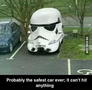 Probably the safest car ever