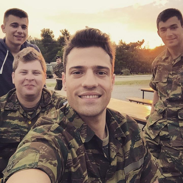#army #greece //// πωω το μανάρι!!  <3