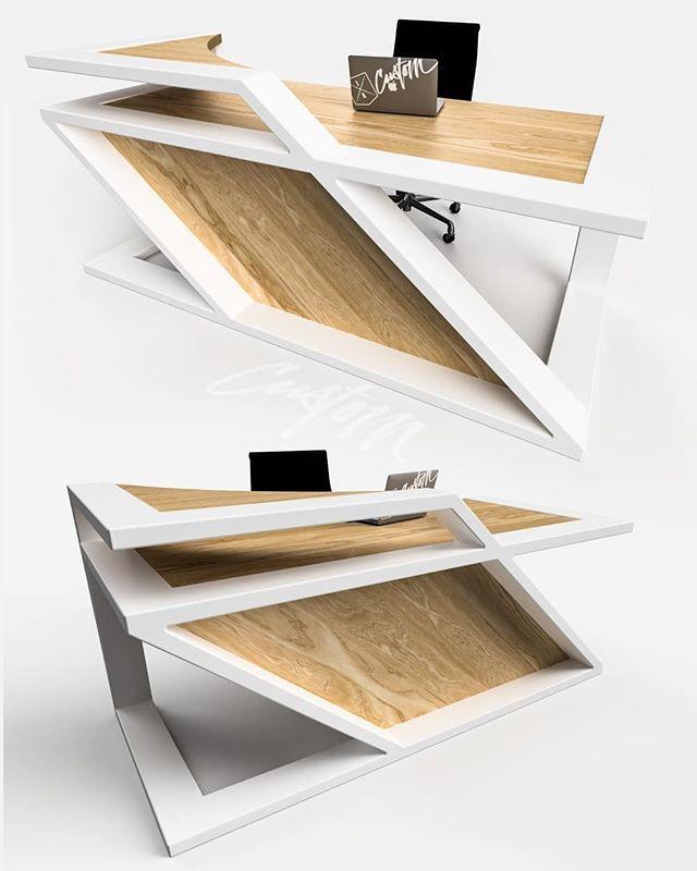 Ircustom Com Future Modern Desks Tables Escritorios De Metal