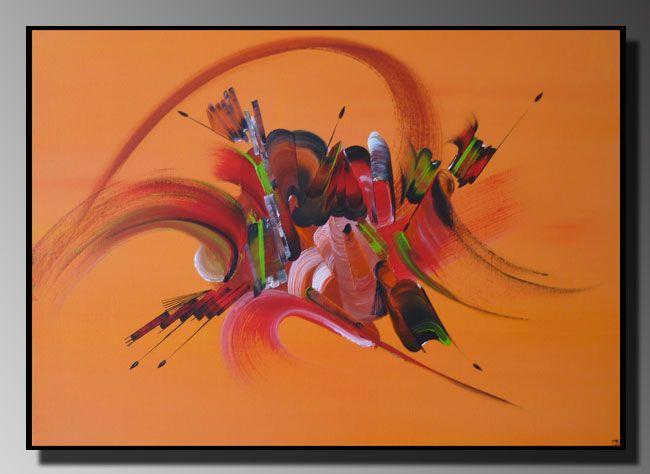 Artwork >> Belfodil Martine >> FARANDOLE COLOR #artwork, #masterclass, #art, #contemporary