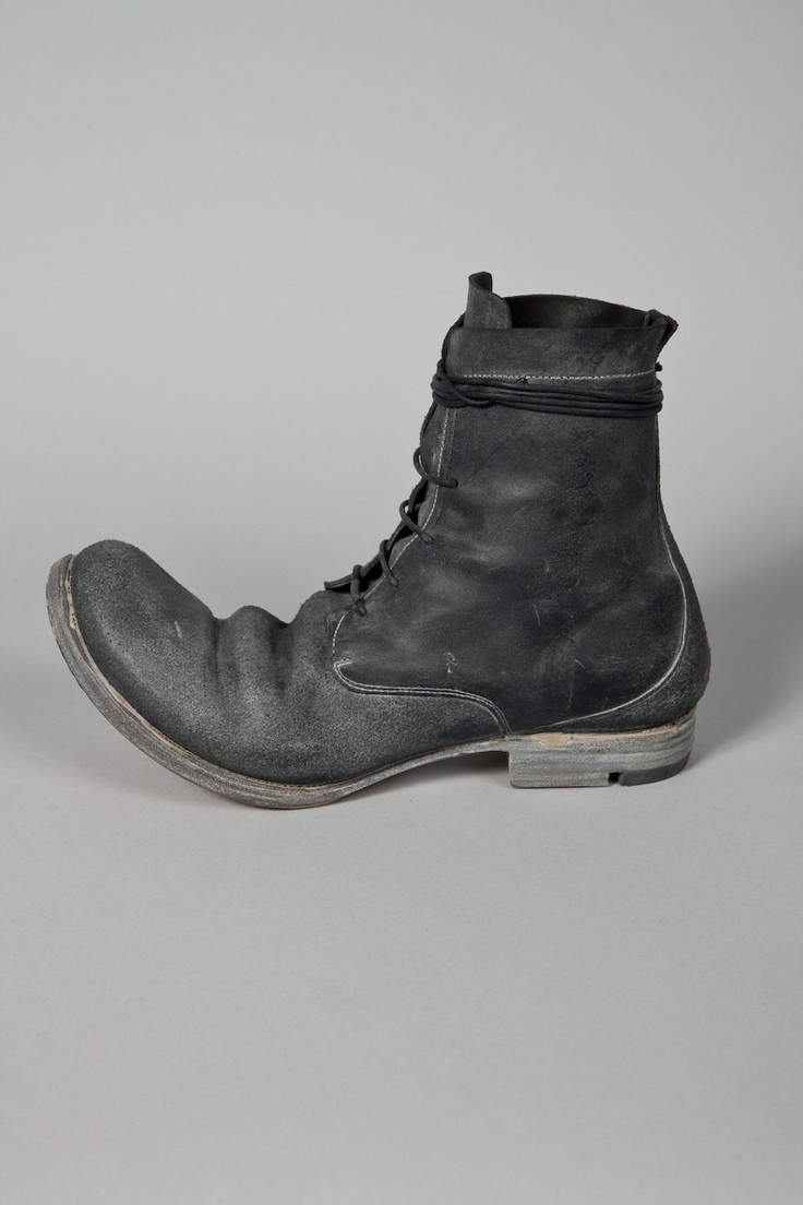 CORDOVAN BOOTS - LAYER-0 - Layers London