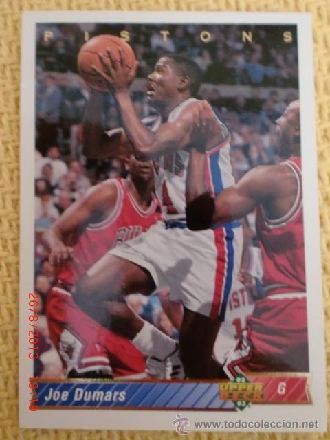 NBA 93-94 [Upper deck] (1.993) - 148 - JOE DUMARS
