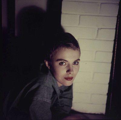 Jean Seberg by Peter Basch