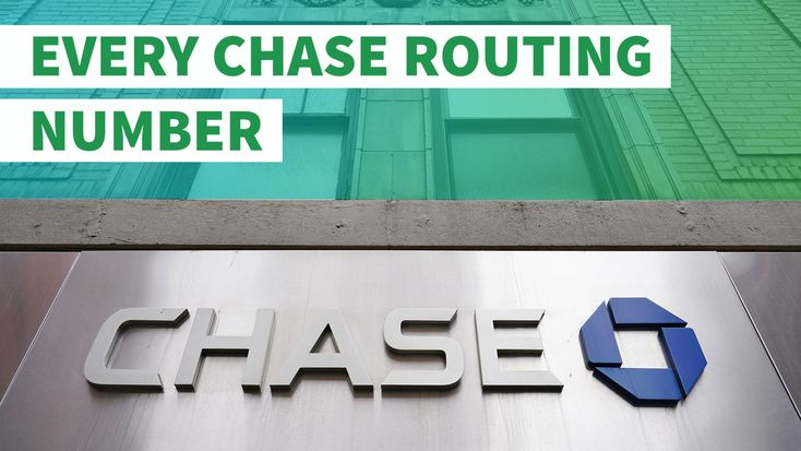 Chase bank routing eliminate your fears and doubts about