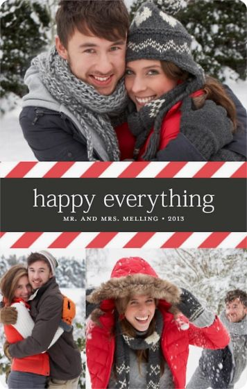 Couples Christmas Cards Ideas.Cute Idea For A Newlywed Holiday Card Or Save The Date Photo