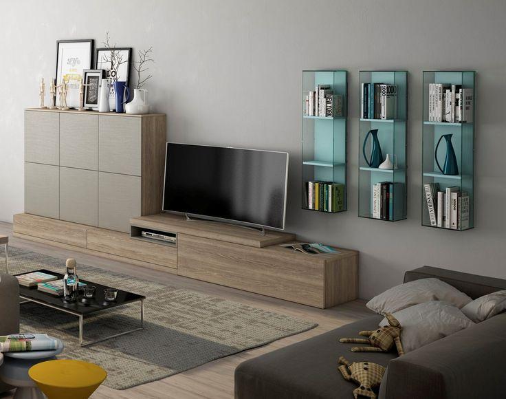 Salon living room cat logo cubika 2015 for Isabel miro muebles