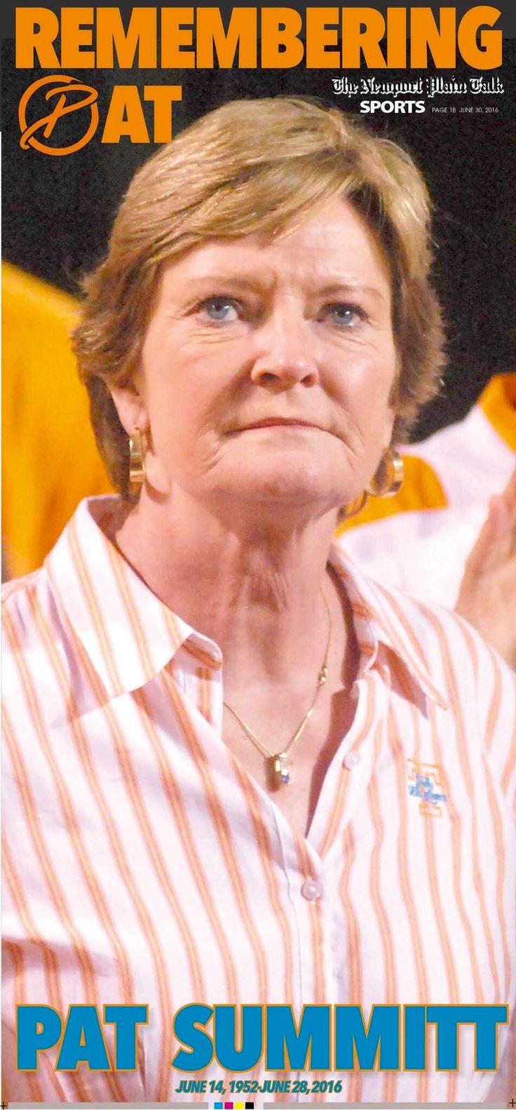 RIP Pat ...