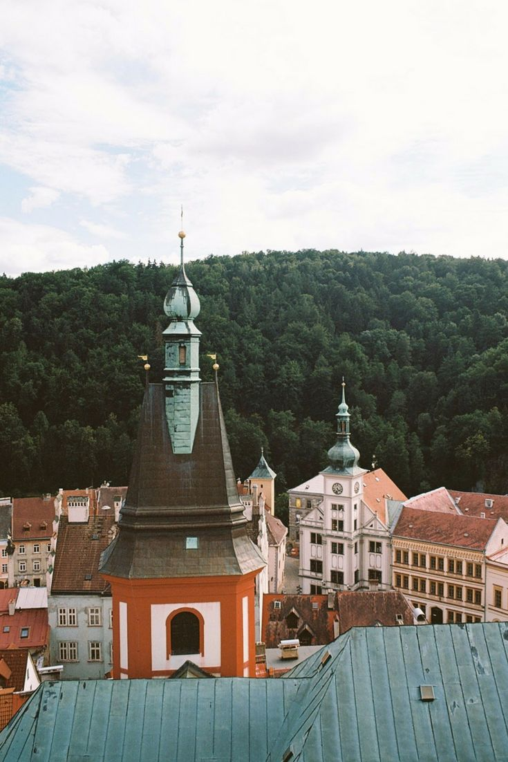 Views from Loket Castle | film photography | 35mm photography | film.lav