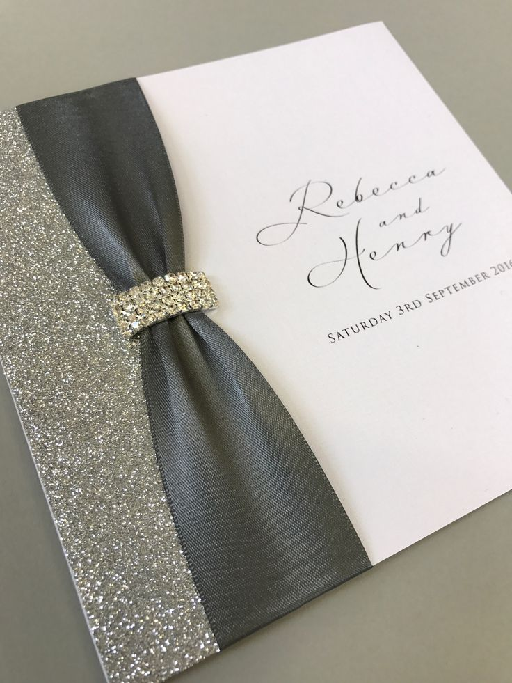 White Grey And Silver Luxury Wedding Invitations Beautiful Stationery Lovingly Made Designed In The Uk All Is Fully Customisable