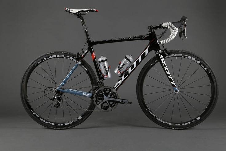 Scott Addict - IAM Cycling