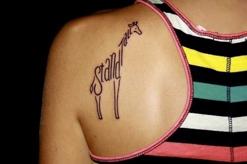 Love this tattoo idea #creative #unique #inspirational