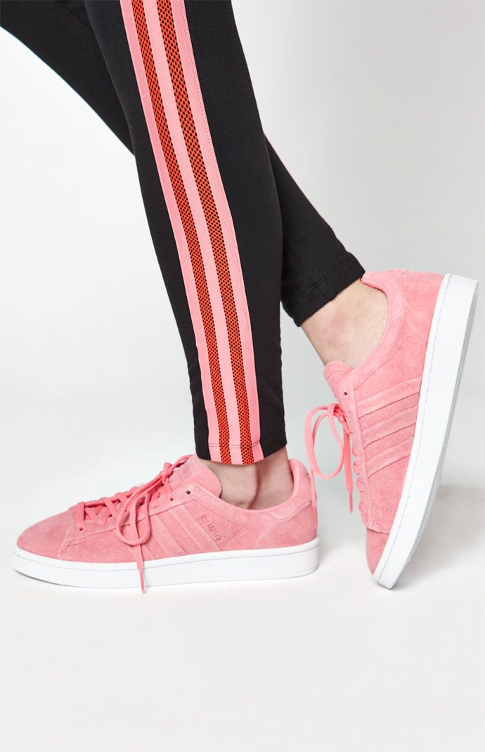 adidas donna campus rosa