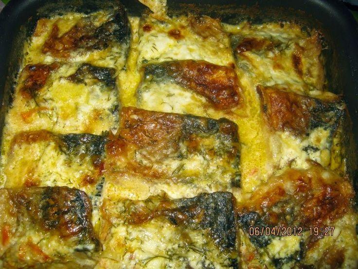 Самые вкусные рецепты: Скумбрия в духовке