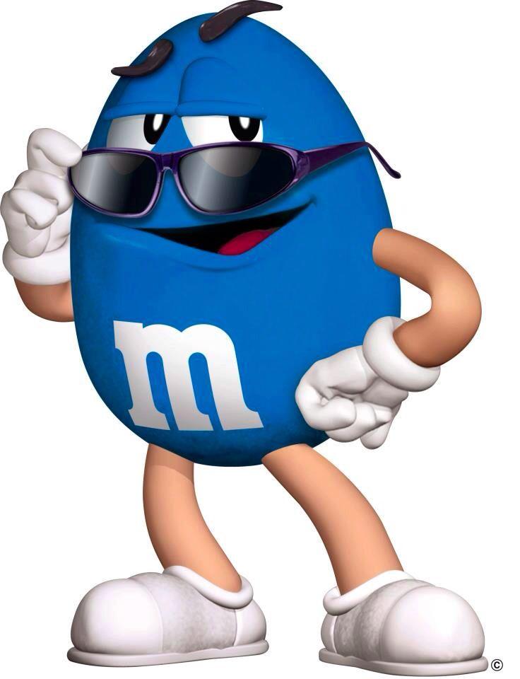 Blue M Amp M
