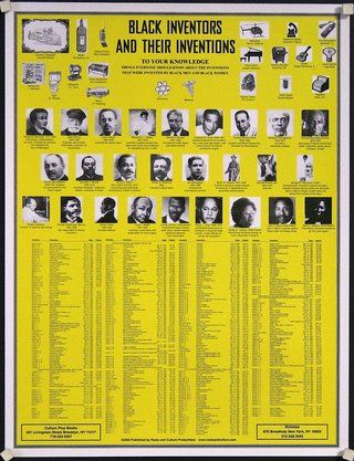 Black Inventors and Their Inventions | black inventors and their inventions english title black inventors ...