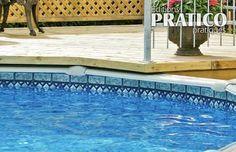 deck piscine hors terre | Comment faire la jonction entre la piscine et le patio