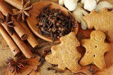 Пряное имбирное печенье (рецепт)