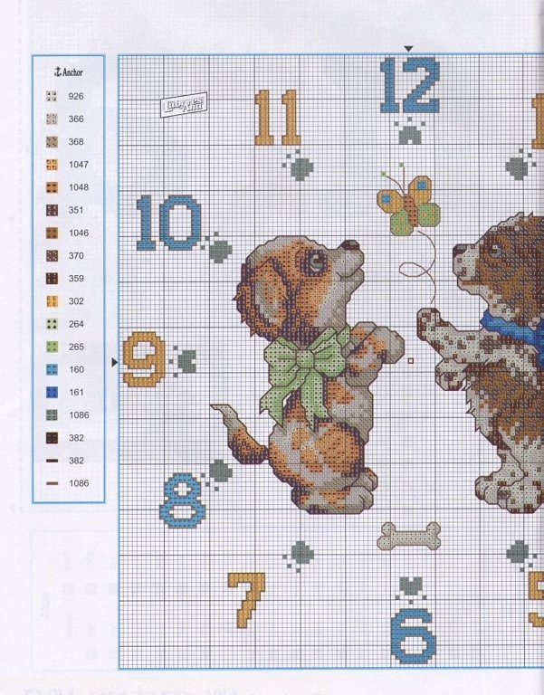 All cross stitch patterns you can imagine | Learn craft is facilisimo.com