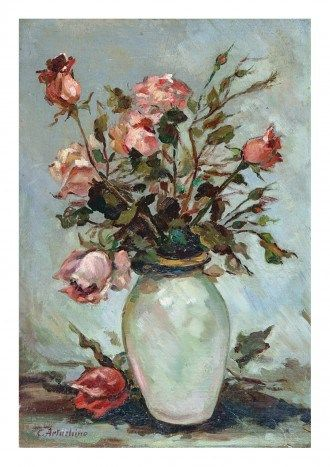 Pink Rose - Constantin Artachino