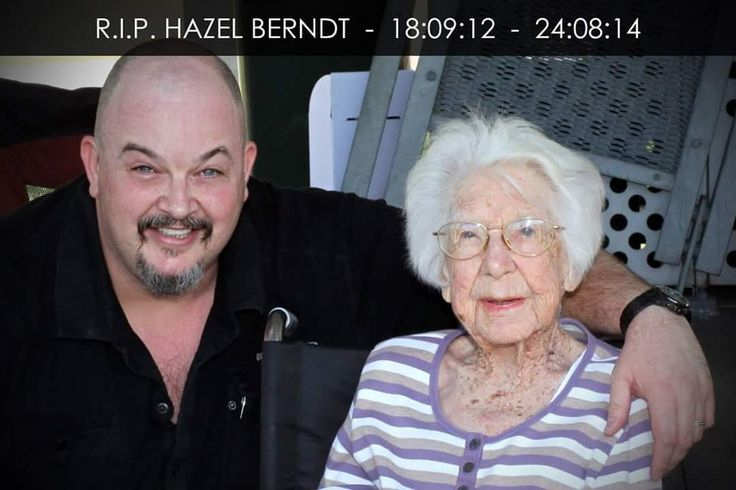 Happy Birthday Aunty Hazel. To think, you would have been 104 years young today. The world is a lesser place without you. <3
