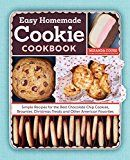 The Easy Homemade Cookie Cookbook: Simple Recipes for the Best Chocolate Chip Cookies Brownies Christmas Treats and Other American Favorites by Miranda Couse (Author) #Kindle US #NewRelease #Nonfiction #eBook #ad